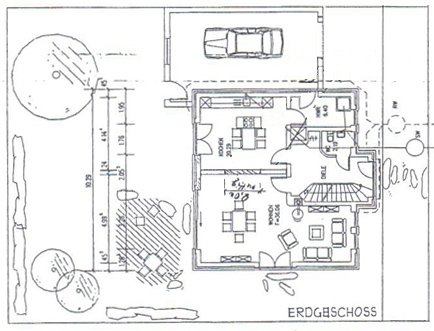 bauunternehmen l wen bau einfamilienhaus. Black Bedroom Furniture Sets. Home Design Ideas